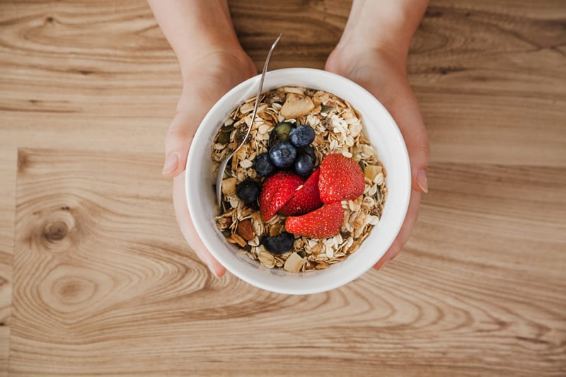 Does eating more fiber help you lose weight?